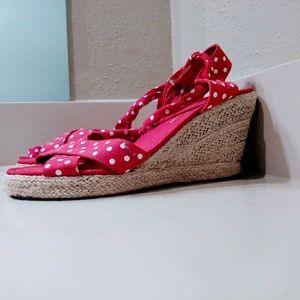 Montego high lace sandals!